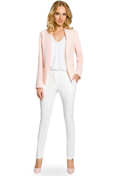 Clea Business Jacke Blazer Sakko Sacco Damenjacke Damenblazer in Pastellfarben