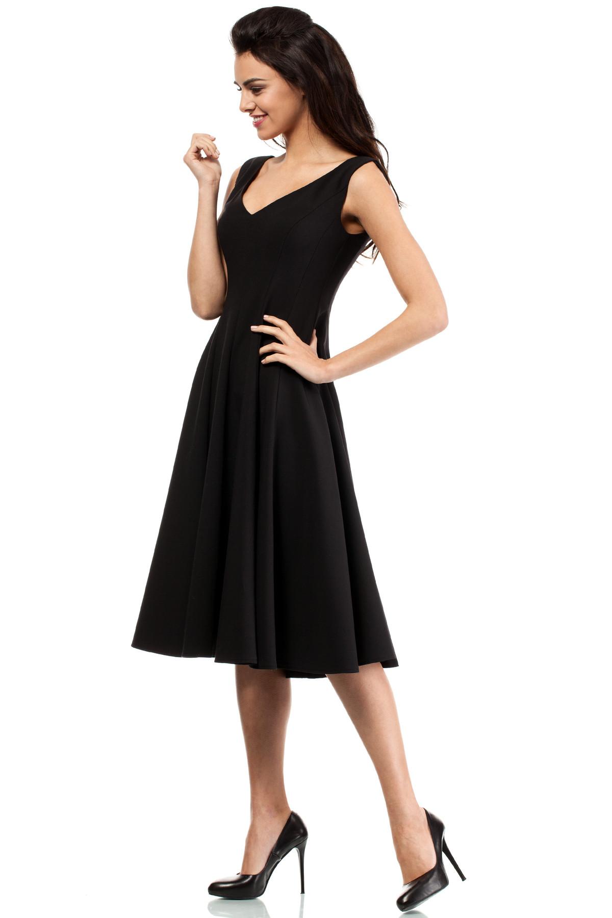 Clea Cocktailkleid mit Träger Bahnenkleid Damen Kleider Abendkleider