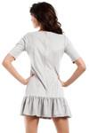 Clea Mädchenhaftes, zauberhaftes Kleid mit Rüschen