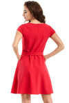 Clea Klassisches Kleid, Unterteil glockig geschnitten