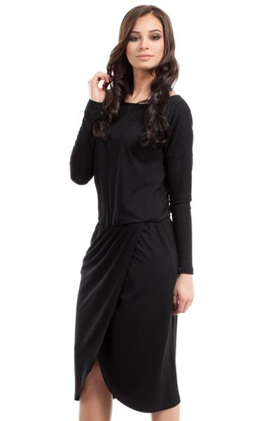 Clea Kleid mit Wickeleffekt