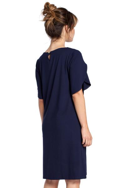 Clea Kleid mit Rüschen