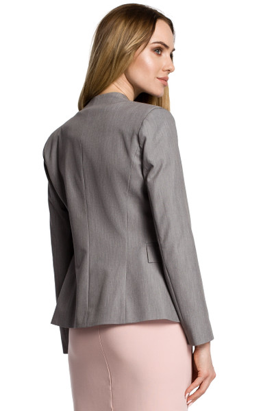 Clea Jacke mit einem Standardkragen