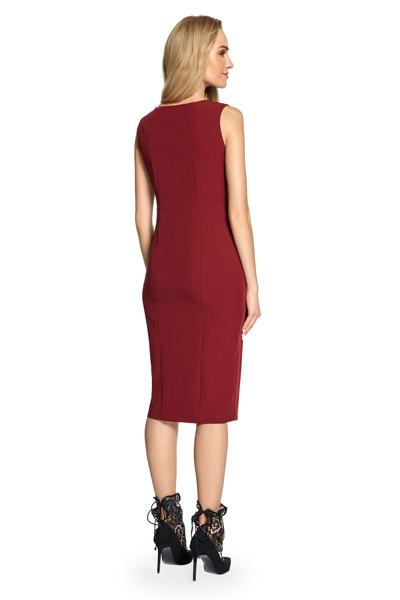 Clea Enges ärmelloses Kleid