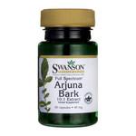 SWANSON Arjuna Bark 10:1 Extract - 60Kapseln Es schützt das Gefäßsystem
