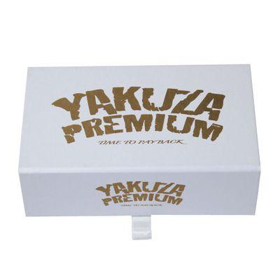 Yakuza Premium Socken 3er Set Schwarz + Grau  + Weiß  – Bild 3