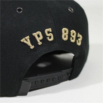 Yakuza Premium Basecap 2166 black Snapback – Bild 3
