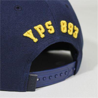 Yakuza Premium Basecap 2165 navy Snapback – Bild 3