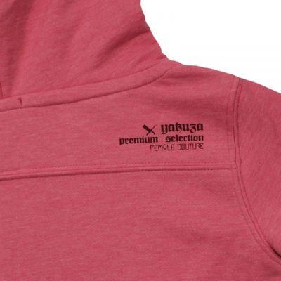 Yakuza Premium Damen Sweatshirt GH 2045 rosa – Bild 4