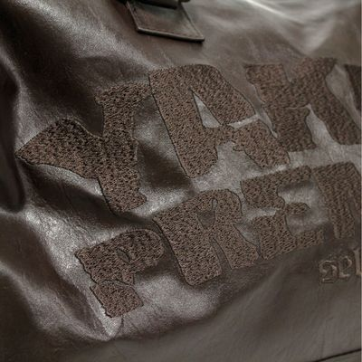Yakuza Premium sports bag dark brown – Bild 2