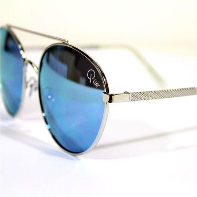 Quay Australia Damen Sonnenbrille CIRCUS LIFE silver – Bild 2
