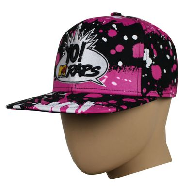 Starter Basecap MTV 094 RAP colored Snapback – Bild 4