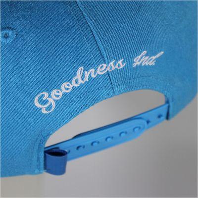 GOODNESS Snapback Cap 1 blau Basecap – Bild 4