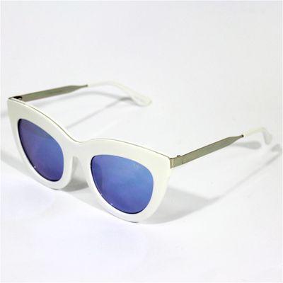Quay Australia Damen Sonnenbrille ECLIPSE white – Bild 4