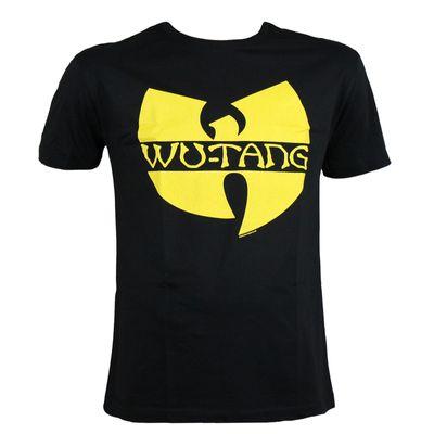 AMPLIFIED Herren T-Shirt WU-TANG black – Bild 1