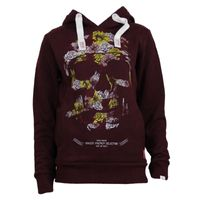 Yakuza Premium Women Sweatshirt GH 2150 wine red