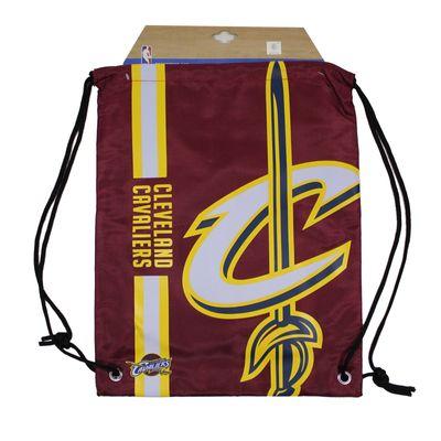 Forever C. Gym Bag CAVALIERS maroon Turnbeutel Sport Beutel – Bild 4