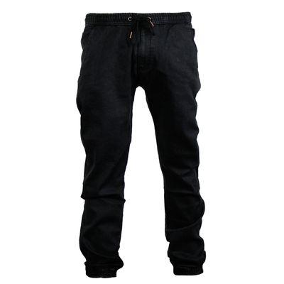 Reell Jeans Herren Reflex Pant Black Denim LONG – Bild 2