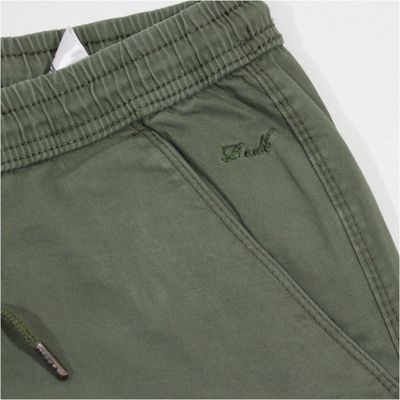 Reell Herren Jeans Reflex Rib Pant Olive LONG – Bild 5