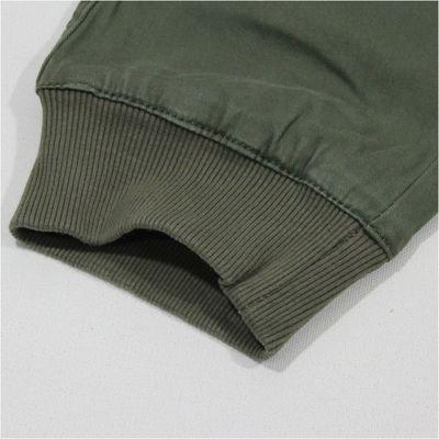 REELL Herren Jeans Reflex Rib Pant Olive LONG – Bild 4