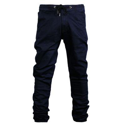 Reell Jeans Herren Reflex Pant Blue Black LONG – Bild 2