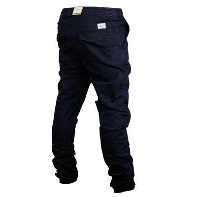 Reell Jeans Herren Reflex Pant Blue Black LONG – Bild 1