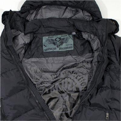 Yakuza Premium Down Jacket YPJA 2167 black – Bild 5
