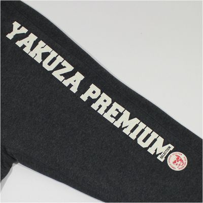 Yakuza Premium sweatpants YPJO 2132 dark grey – Bild 4