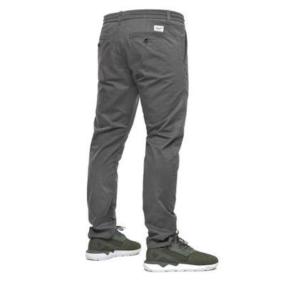 Reell Jeans Herren Reflex Easy Pant Grey LONG – Bild 3