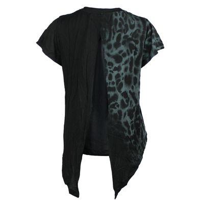 Religion Clothing Damen Shirt RECESS TEE iron grey – Bild 2