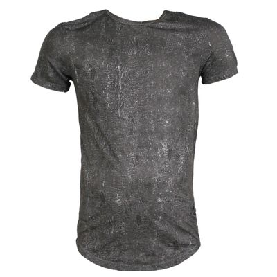 RELIGION CLOTHING Herren T-Shirt ROMAN TEE dark grey – Bild 1