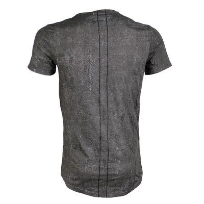 Religion Clothing Herren T-Shirt ROMAN TEE dark grey – Bild 2