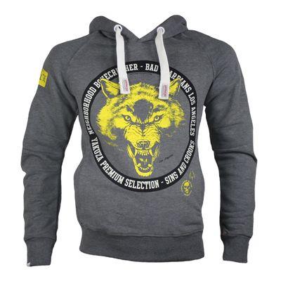 Yakuza Premium Sweatshirt YPH 2227 grau