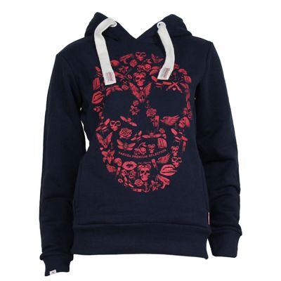 Yakuza Premium Damen Sweatshirt GH 2242 navy – Bild 1