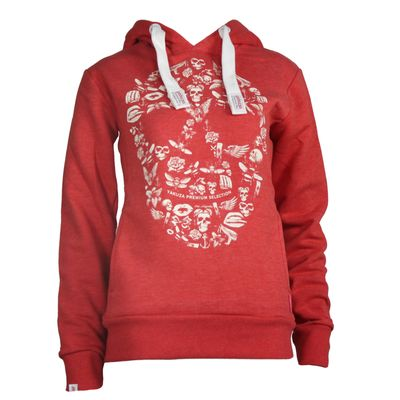 Yakuza Premium Women Sweatshirt GH 2242 red – Bild 1