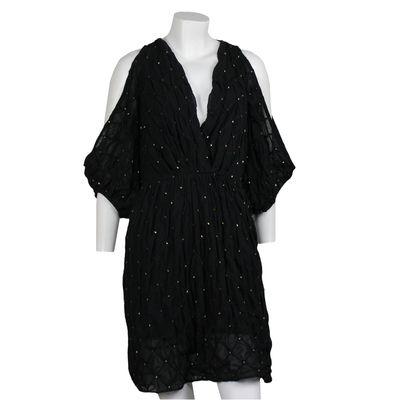 Religion Clothing Damen Kleid Satisfaction Dress black – Bild 1