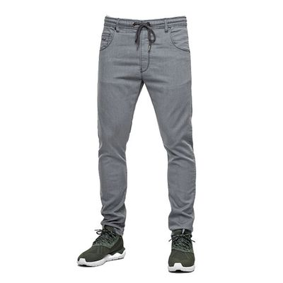 Reell Jeans Herren Jogger Fit Grey LONG – Bild 2