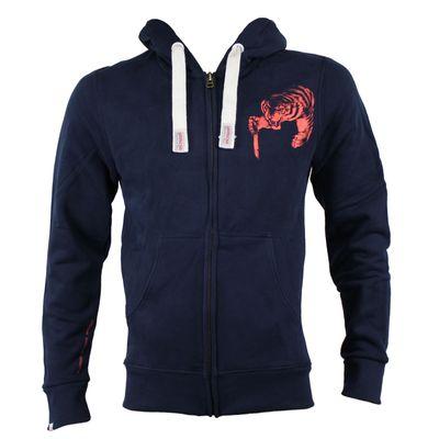 Yakuza Premium Sweatjacket YPHZ 2224 navy