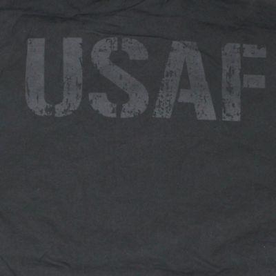 Alpha Industries Jacke NEWPORT USAF black – Bild 5