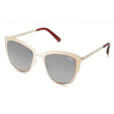 Quay Australia Damen Sonnenbrille SUPER GIRL gold – Bild 1