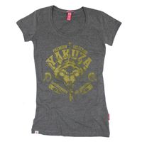 Yakuza Premium Women T-Shirt GS 2232 grey 001