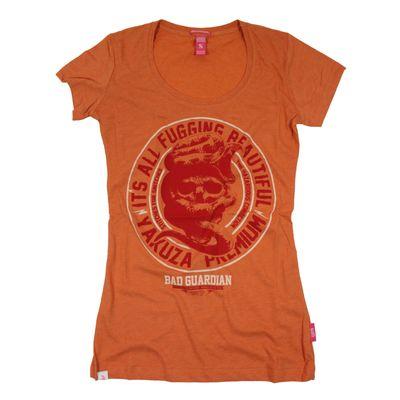 Yakuza Premium Damen T-Shirt GS 2237 orange
