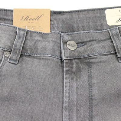 Reell Jeans Herren Rafter Short grey denim – Bild 4