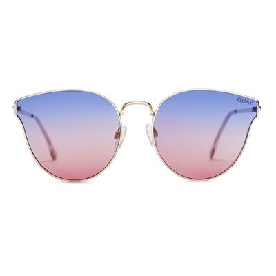 Quay Australia Damen Sonnenbrille ALL MY LOVE purple pink – Bild 2