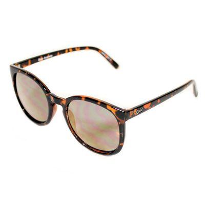 Quay Australia Damen Sonnenbrille DIXI GOLD brown – Bild 1
