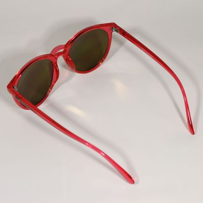 Quay Australia Damen Sonnenbrille ALL CRIED OUT red – Bild 3