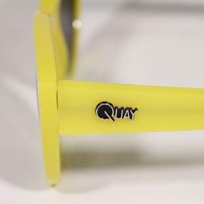 Quay Australia Damen Sonnenbrille KITTI yellow – Bild 2