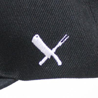 Yakuza Premium Basecap 2279 schwarz Snapback – Bild 3