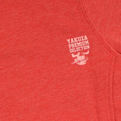 Yakuza Premium Sweatshirt YPH 2324 rot – Bild 4