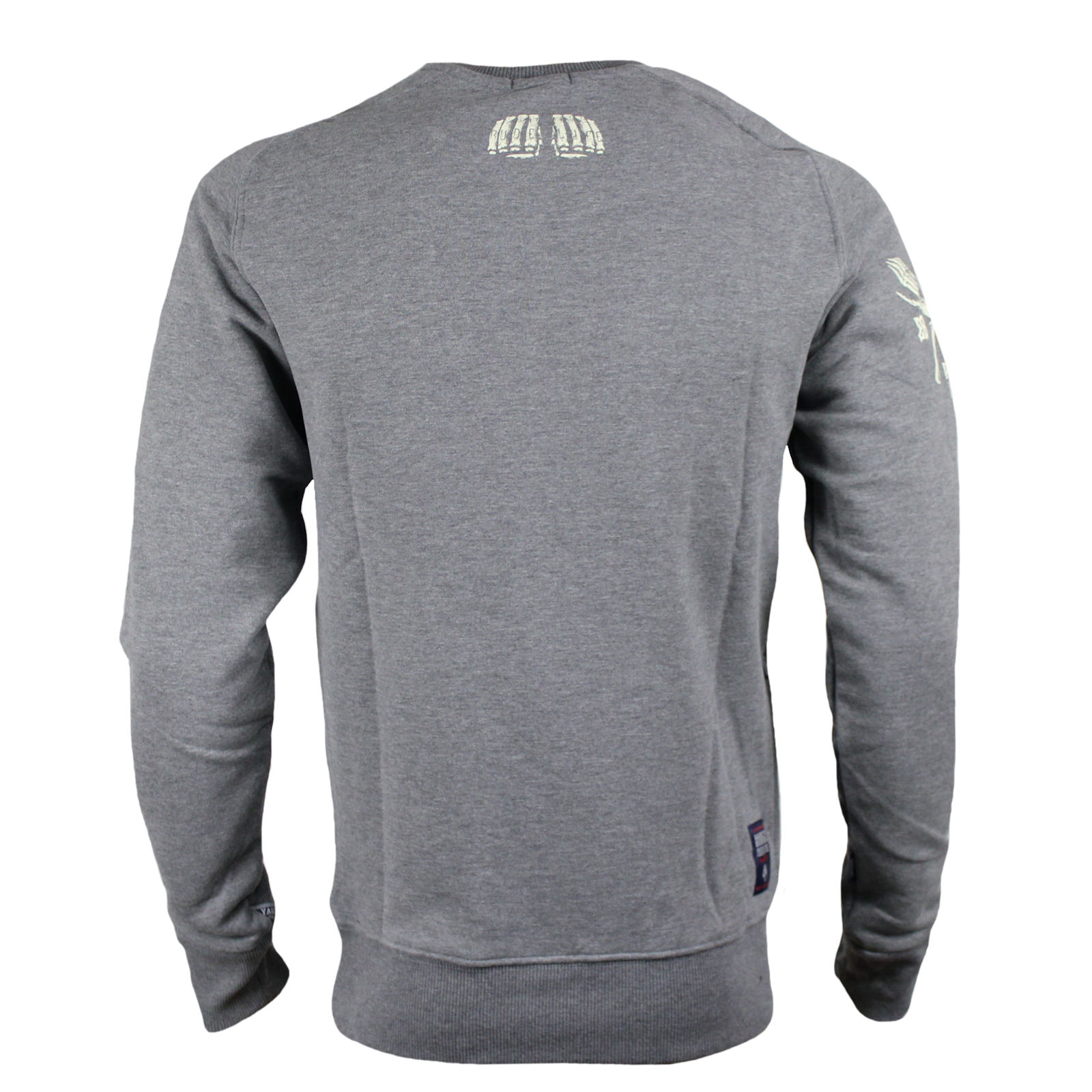 yakuza premium pullover ypp 2327 grau herren sweatshirts. Black Bedroom Furniture Sets. Home Design Ideas